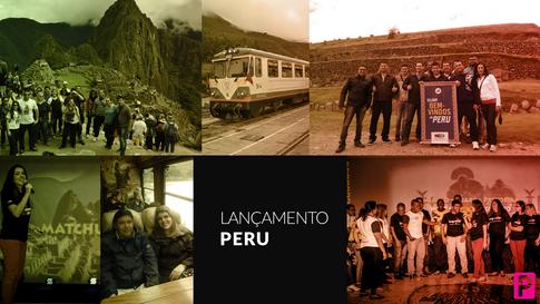 Viagem de Incentivo - Peru