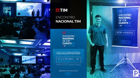 Encontro Nacional - TIM