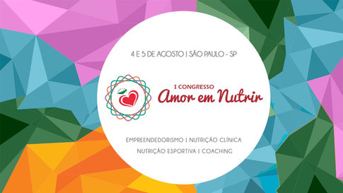 Congresso AMOR & NUTRIR