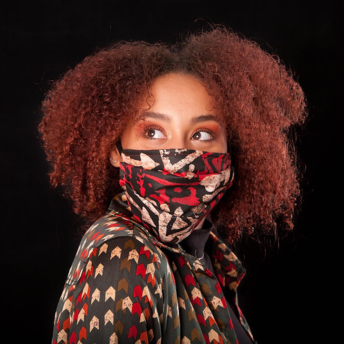 Reusable Face Mask - Print MFEP010