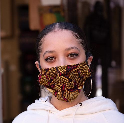 Reusable Face Mask - Print MFEP041