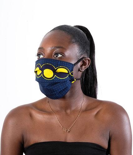 Reusable Face Mask - Print MFEP40