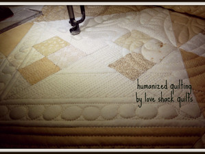 Humanized Quilting...