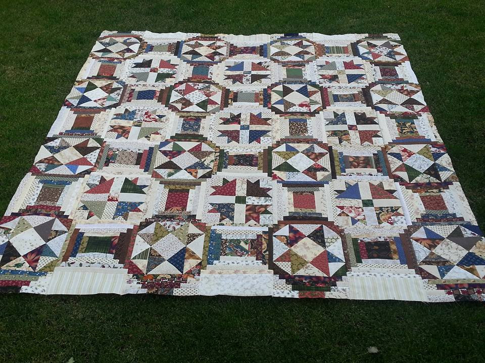 Ugly Duckling Quilt by Catherine Embury