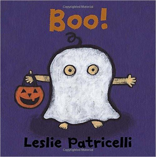 Spooky-ish Boo-ks for Babies