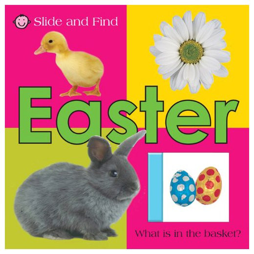 Fill Your Easter Basket with BOOKS!