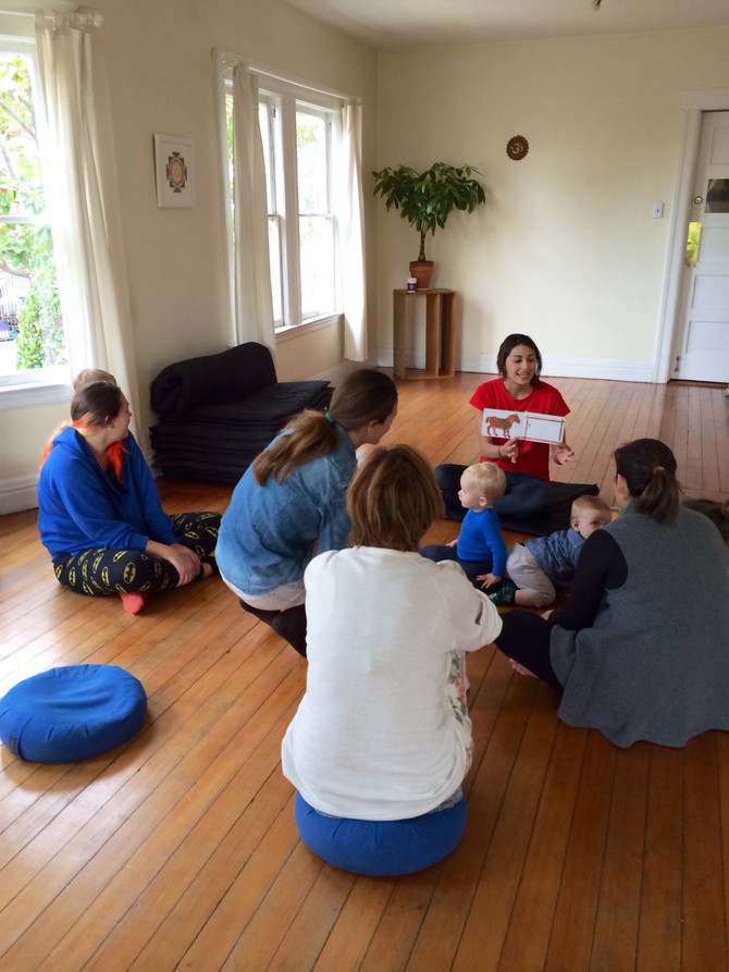 Books and Cookies POP-UP Classes