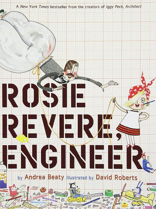 Rosie Revere, Engineer (Andrea Beaty)
