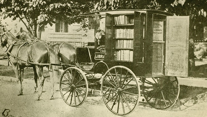 The History of the BookMobile