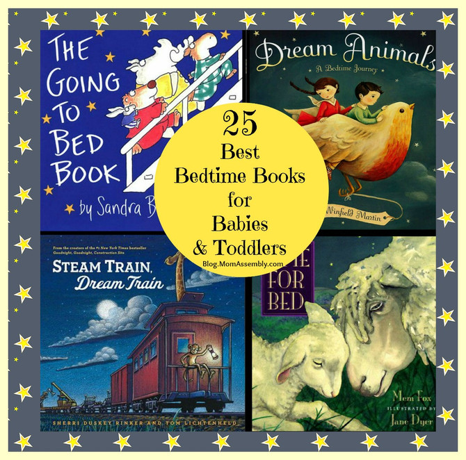 25 Bedtime Story Bests