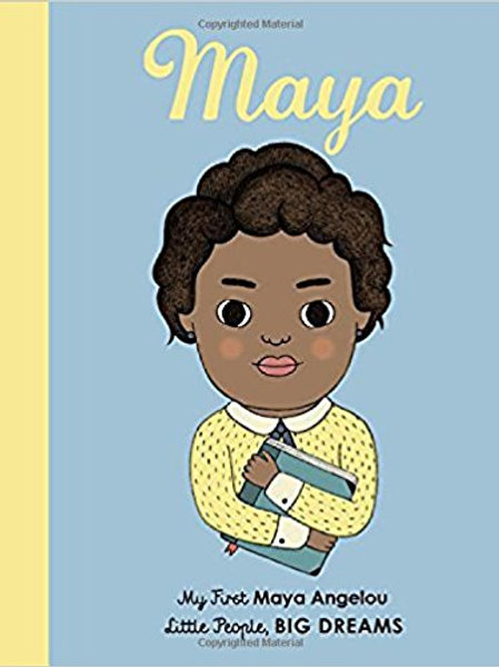Maya: My First Maya Angelou