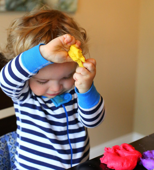 Craft Projects for the Handsy Toddler