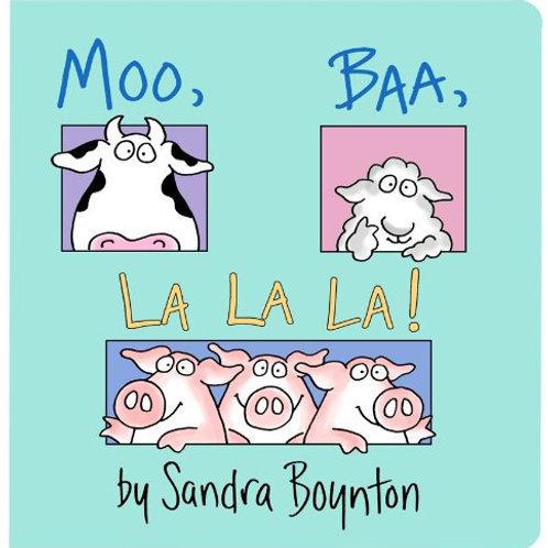 Moo, Baa, La, La, La!