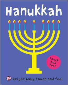 8 Board Books for Each Night of Hanukkah!