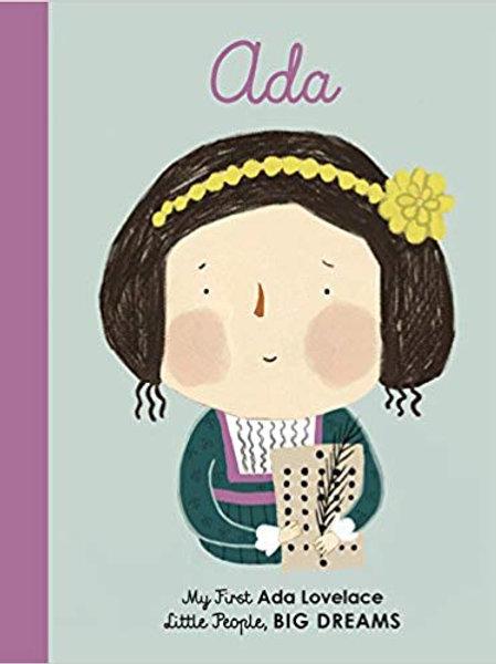 Ada: My First Ada Lovelace