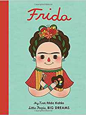 Frida: My First Frida Kahlo