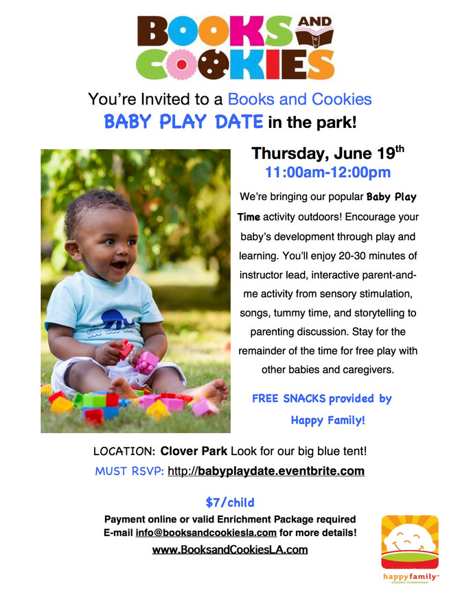 Baby Play Date Invite + Giveaway!