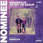 Indigenous Artist or Group of the Year -