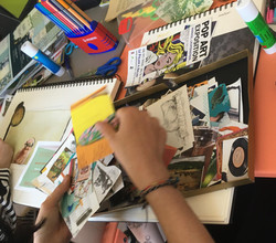 "Atelier ""journal créatif"""