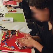 "Atelier ""Ados en création"""