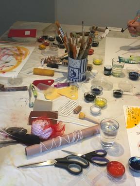 Atelier chez Com&Moi à Trooz