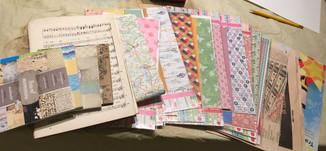Papiers divers