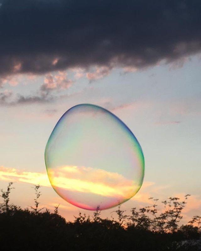 La vie est nulle sans bulles...