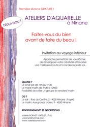 Ateliers 2012