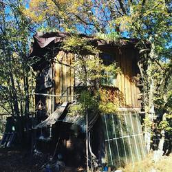 Encore la cabane de Robinson Crusoé