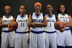 2016 - 2017 Girls Basketball Lineup