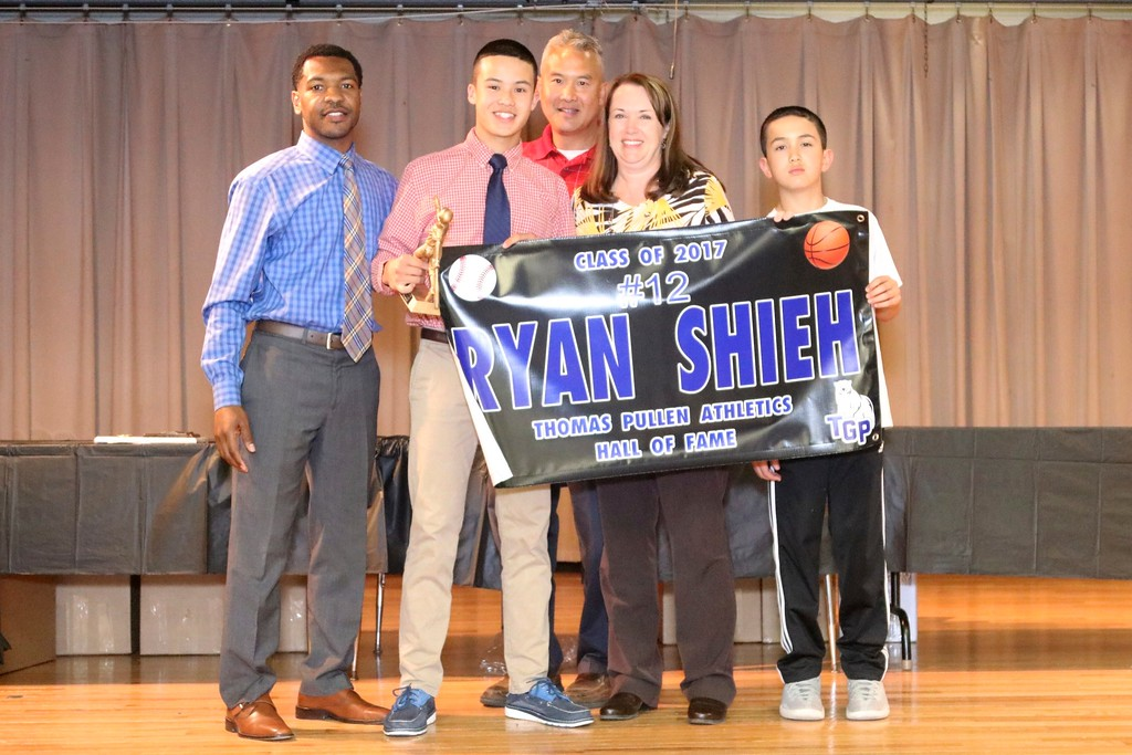 8th Grader - Ryan Shieh