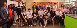 TGP Athletics at Chinese conference