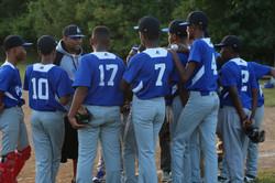 Boys Baseball win in season opener!