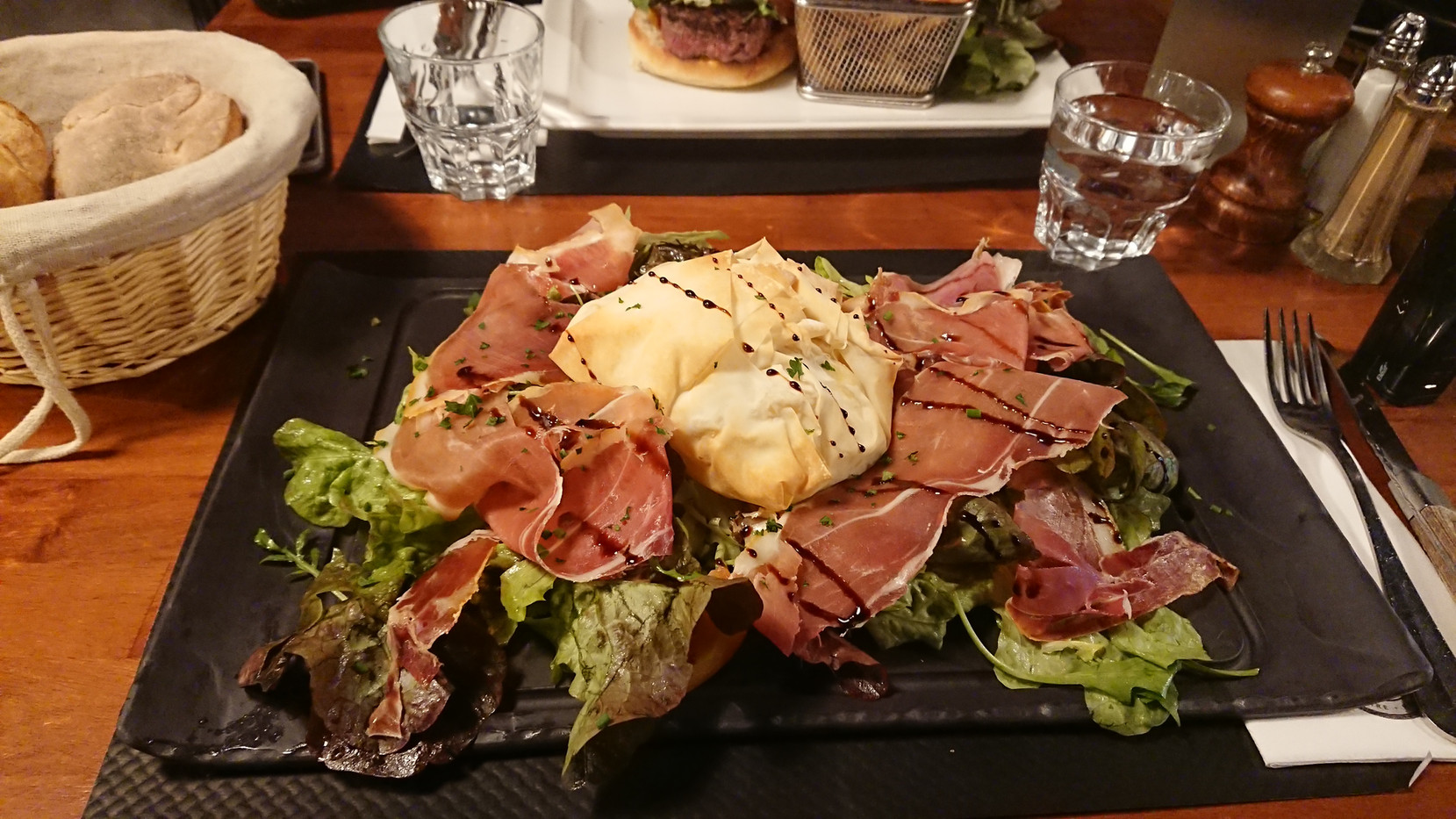 "La Salade ""Saint Marcellin"""