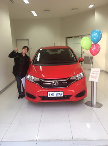 Sojeong gets her car! lol