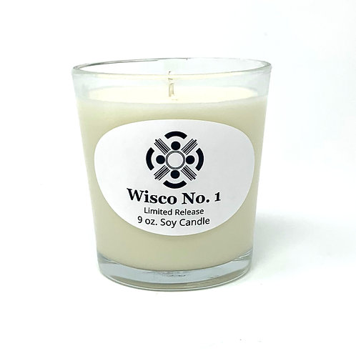 Wisco No. 1 Soy Candle