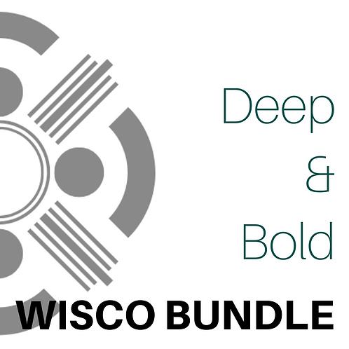 Deep & Bold Wisco Bundle