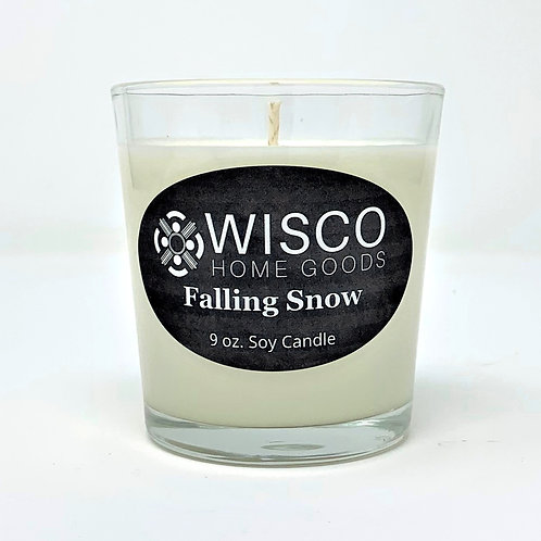 Falling Snow 9 oz. Candle