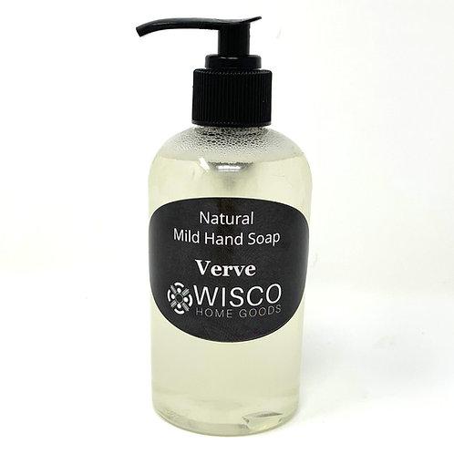 Verve, Natural & Mild Hand Soap