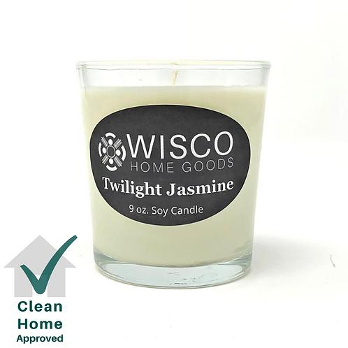 Twilight Jasmine 9 oz. Candle