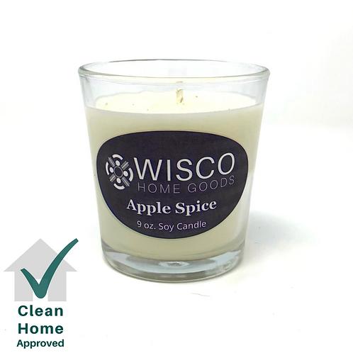 Apple Spice 9 oz. Candle