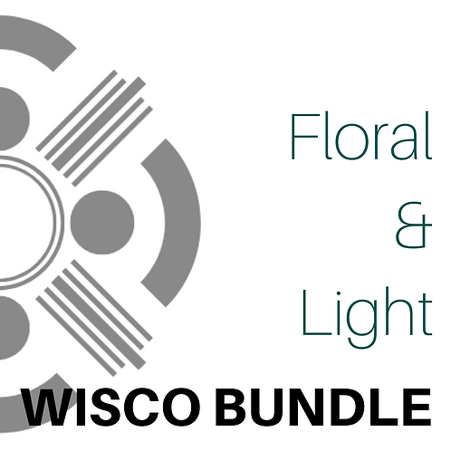 Light & Floral Wisco Bundle