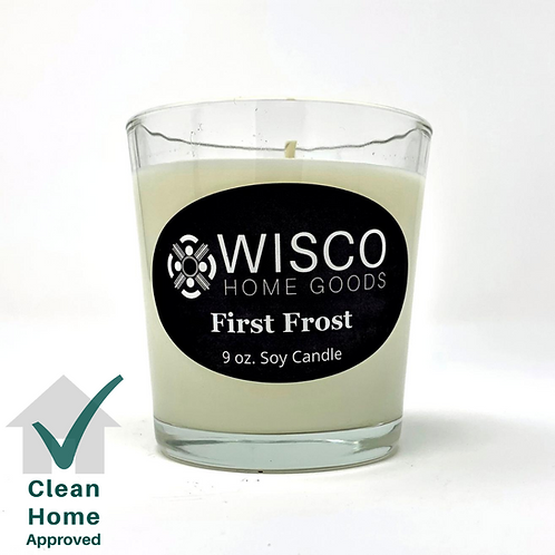 First Frost 9 oz. Candle