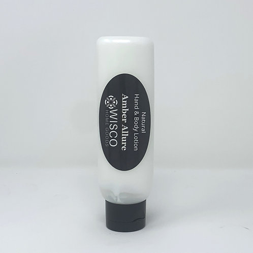 Nautral Hand & Body Lotion ~ Amber Allure