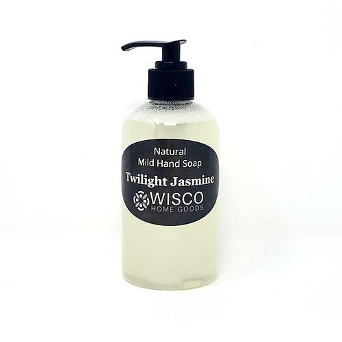 Twilight Jasmine, Natural & Mild Hand Soap