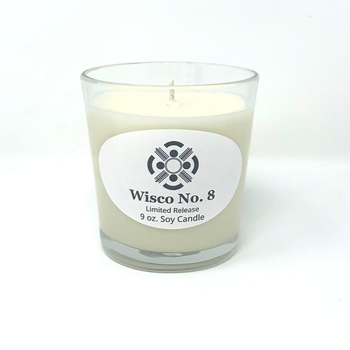 Wisco No. 8 Soy Candle