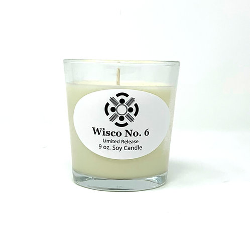 Wisco No. 6 Soy Candle