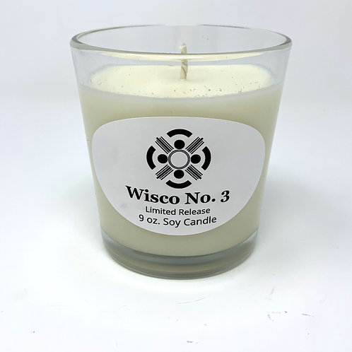 Wisco No. 3 Soy Candle