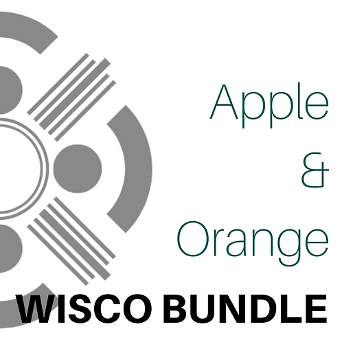 Apple & Orange Wisco Bundle