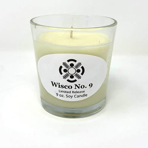 Wisco No. 9 Soy Candle